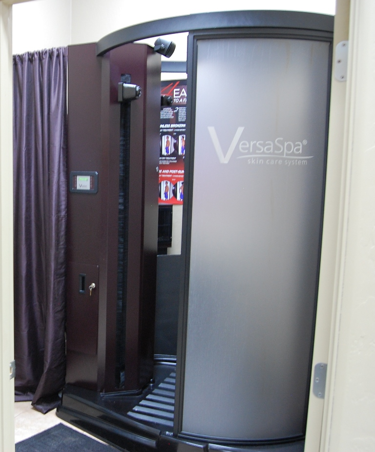 Tanning Beds For Sale >> Sunless Tanning Booths for Sale